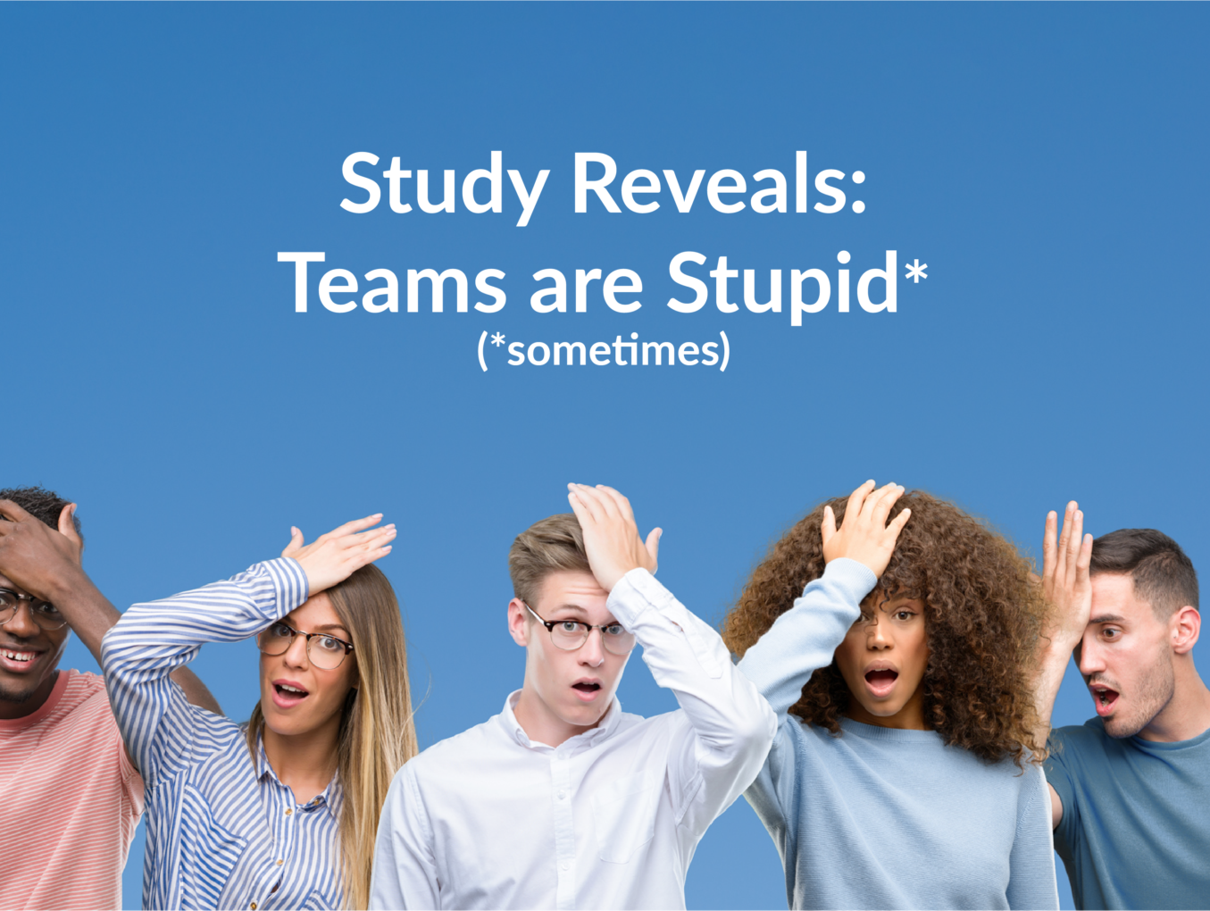 The Science Behind High Performing Teams