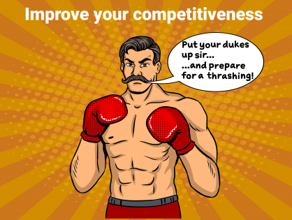 How to Improve Your Competitiveness