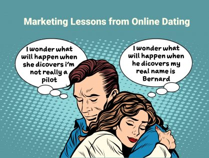 What Marketing can Learn from Online Dating